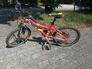 Kinder MTB - Scott Radical 200 -