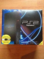PS 2 Spielekonsole mit Spiele