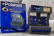 Sofortbild-Kamera Polaroid 636