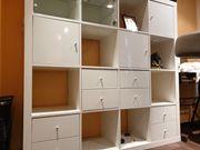 Regal Raumteiler Schrank IKEA