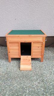 Katzenhaus auch Kleintiere outdoor neu