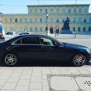 Chauffeur in München
