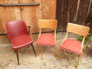 Stühle Armlehnenstuhl 50er Jahre Vintage