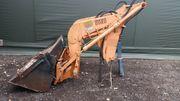 Verkaufe Unimog Frontlader mit Anbaukonsolen
