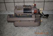 Rechenmaschine Walther WSR 160 für