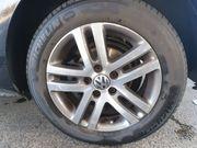 Kompletträder VW Touran Passat