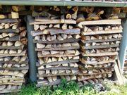 Brennholz Fichte-Kiefer trocken