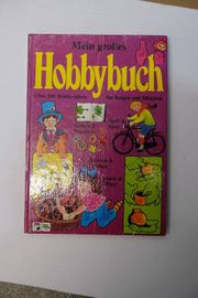 Kinderbuch Mein großes Hobbybuch