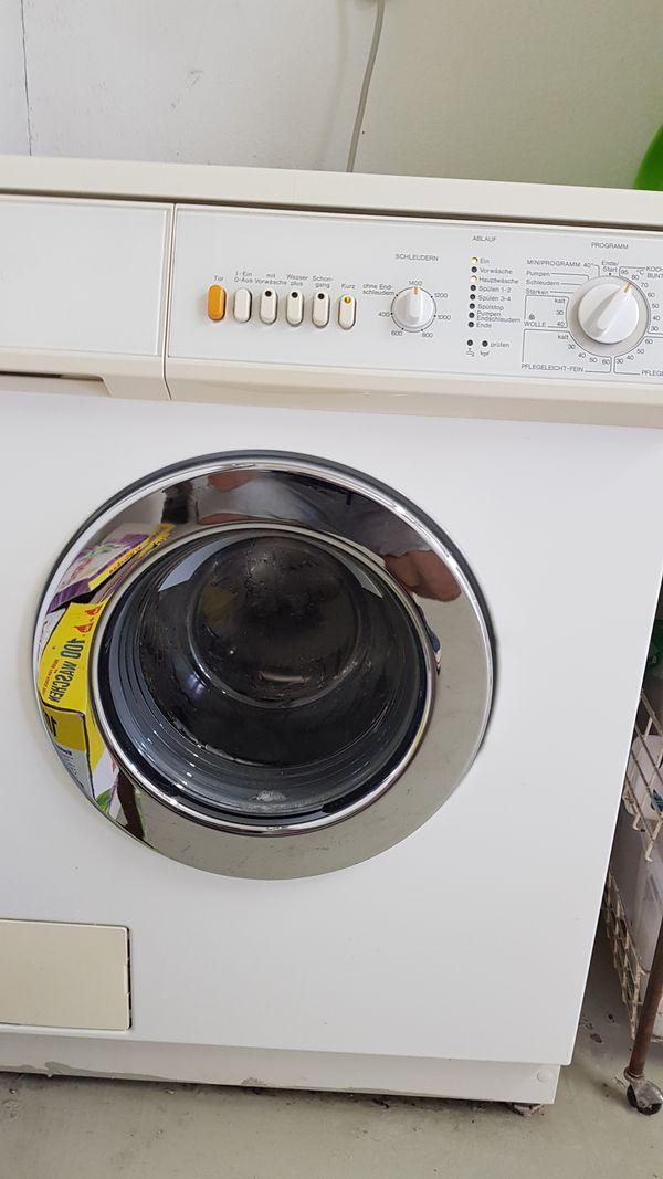 Waschmaschine MIELE Novotronic W832