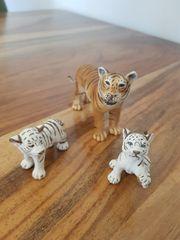Schleich Tiger und zwei Babys
