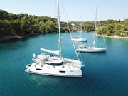 Segeln in Kroatien auf Katamaran