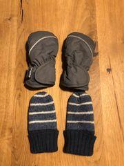 Baby Handschuhe 2 Paar ab
