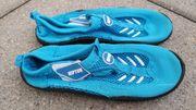 Neptun Aquashoes hellblau Gr 34