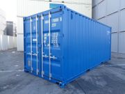 20 DV Seecontainer neuwert Lagercontainer