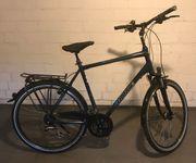 RIXE Trekking Fahrrad 28 21