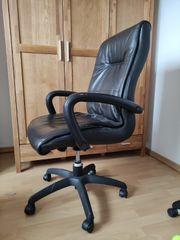 Bürostuhl schwarz von Pilu