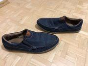 Lasocki Slipper Gr 45 dunkelblau