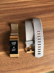 Fitbit Charge 2 Roségold