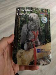 Fluggeschirr für mittelgroße Papageien