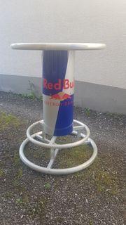 Red Bull Stehtisch