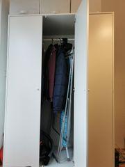 Kleiderschrank Ikea Kleppstad wie neu