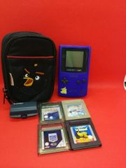 Gameboy Color Lila Spiele