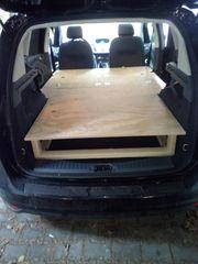 Camping Bett Liegefläche Ford C-Max