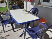 Gartentisch 80x140 cm