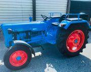 Diesel Traktor - Fordson Dexta 1959