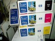 Tonerpatronen und HP Laserdrucker