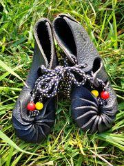 NEU Papoutsi Kinderschuhe dunkelblau 23