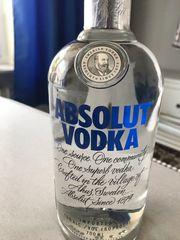 Absolut Vodka 0 7 l