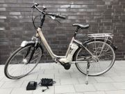 E-Bike GAZELLE Impulse nur 1675km