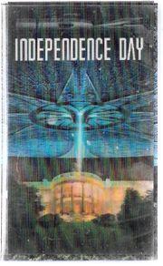 3 gebrauchte VHS Videocassetten Independence