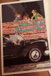 NEUES Jugend-Buch Weiße Weste schwarze