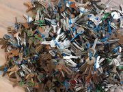 1000 Zylinder - Schlüssel Rohlinge Top