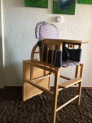 Babystuhl Hochstuhl von Storchenmühle