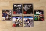 Playstation Spiele PS3