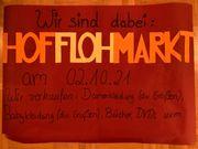 Hofflohmarkt Neckarau 2 10 21
