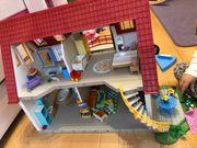 Playmobilhaus mit Zubehör