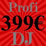 DJ aller Musikrichtungen mit Anlage