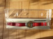 Swatch Uhr Red Ahead Modell
