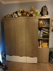 Paidi Kinderzimmer Schrank Kommode Regal
