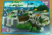 Ritterbastion Playmobil 4014