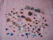 Mineralien Mineraliensammlung Steine Druse Edelsteine