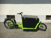 HERCULES CARGO 500 E-Bike