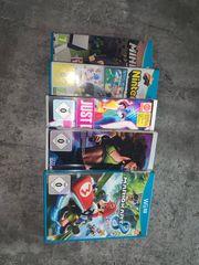 Wii u und ps4 Spiele