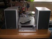 Onkyo Stereoanlage CR-545 mit Boxen