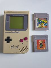 Nintendo Gameboy klassic mit 2Spielen