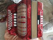 Akkordeon Hohner Club III M